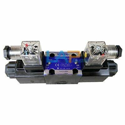 DSG 03 Yuken Series Terminal Box Type Hydraulic Solenoid Operated Directional Valve; Hydraulic Cartridge Valve; Hydraulic Check Valve