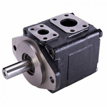 T7h20 T7h29 T7h20b T7h20c T7h29b T7h29c Piston and Vane Pump Combined Hydraulic Parker ...