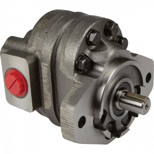 Rexroth hydraulic gear pump 1PF2G2-4X/008RA01MB #1 image