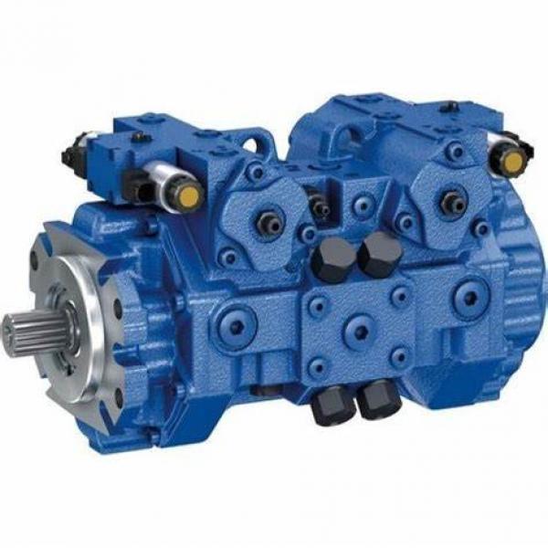 Rexroth Hydraulic Piston Motor Pump A4vg 90HD3 Dm 1 32 R N Z C 02 F 025 S #1 image