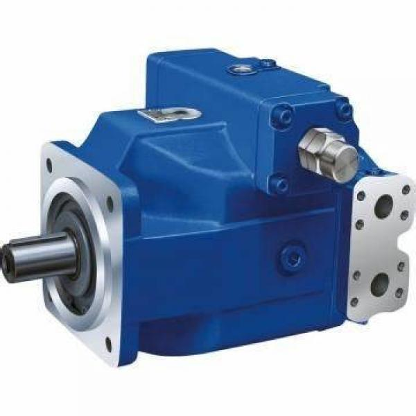 Rexroth Hydraulic Piston Pump A4V A4vso A4vg in Promotion #1 image
