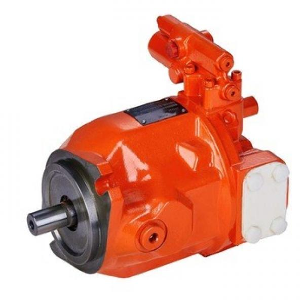Rexroth A8vo107 Headcover Hydraulic Pump #1 image