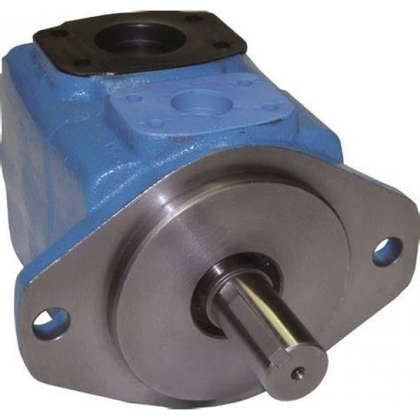 Vickers VTM42 displacement hydraulic vane pump repair cartridge kits #1 image