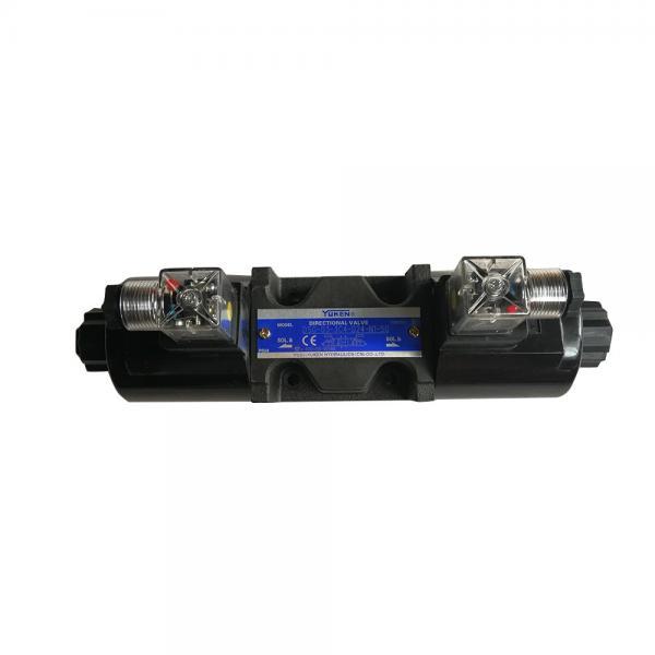 Yuken Series Hydraulic Solenoid Operated Directional Valve; Hydraulic Flow Control Valve; Hydraulic Proportional Valve; Cartridge Valve #1 image