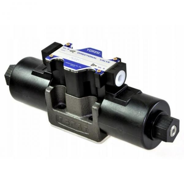 Yuken DSG-03 Solenoid Operated Directional Valves #1 image