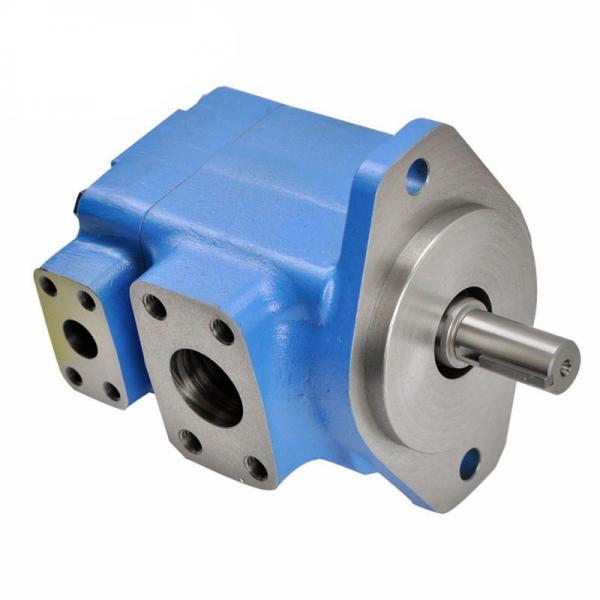 Vickers Intra Hydraulic Vane Pump 20V, 25V, 35V, 45V Double Pump 2520V, 3520V, 3525V, 4520V, 4525V, 4535V, 4535V50A25-1AA22r #1 image