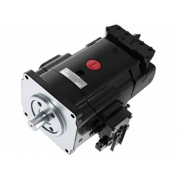 Open Circuit PV6 PV10 PV15 PV20 PV29 Parker Denison PV Hydraulic Piston Pump #1 image
