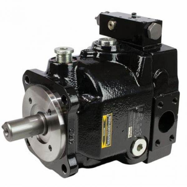 Parker PV SERIES PV080 piston pump hydraulic pump PV080R1L1T1NMMC #1 image