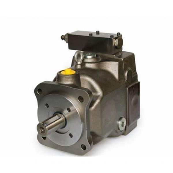 Parker Denison T6C 012 2R02 B1 hydraulic single-stage vane pump #1 image